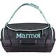 Marmot Long Hauler Duffel Reisbagage Medium zwart/turquoise